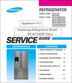 Samsung Ice/Water Fix